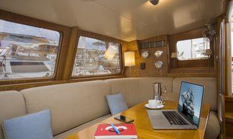Songbird  yacht charter Dubbel & Jesse Sail Yacht
