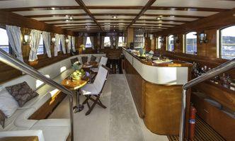 Libra yacht charter Custom Sail Yacht