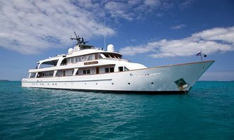 Big Eagle yacht charter Mie Zosen Motor Yacht