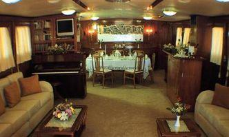 Eliki yacht charter Botje Ensing & Co Motor Yacht