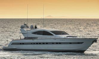 Ludi yacht charter Cerri Cantieri Navali Motor Yacht