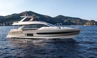 OMR Group yacht charter Azimut Motor Yacht