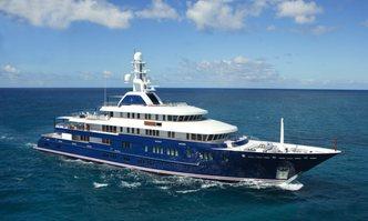 Huntress yacht charter Lurssen Motor Yacht