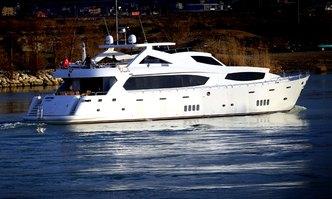 Smyrna yacht charter A&Z Marina Motor Yacht