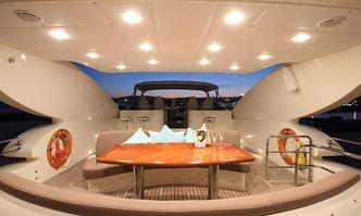Dolce Vita II yacht charter Astondoa Motor Yacht