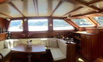 Montecristo yacht charter Neta Marine Sail Yacht