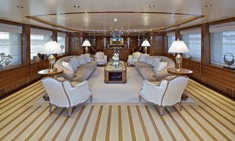 Mia Rama yacht charter Golden Yachts Motor Yacht