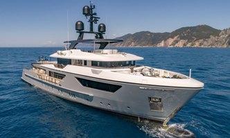 Drifter W yacht charter Sanlorenzo Motor Yacht