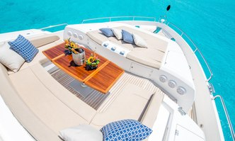 Lilly yacht charter Sunseeker Motor Yacht