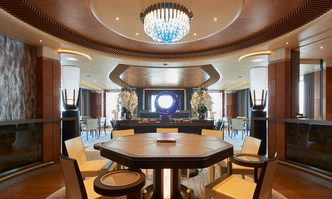 Barbara yacht charter Oceanco Motor Yacht