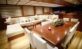 Mezcal 2 yacht charter Yaz Gunesi Sail Yacht