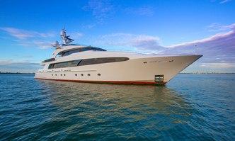 Usher yacht charter Delta Marine Motor Yacht