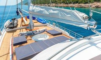 Bellamare yacht charter Bozburun Shipyard Motor/Sailer Yacht