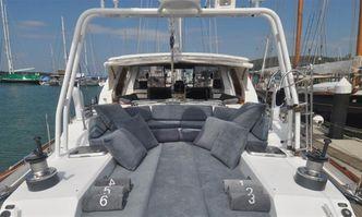 Demoiselles yacht charter CIM Sail Yacht