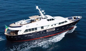 Jacques De Molay yacht charter Benetti Sail Division Motor Yacht