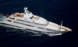 Flag yacht charter Feadship Motor Yacht