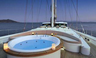 Dolce Mare yacht charter Neta Marine Motor/Sailer Yacht