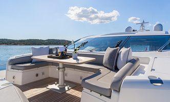 Basad yacht charter Sunseeker Motor Yacht