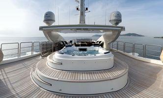 Panakeia yacht charter Astondoa Motor Yacht