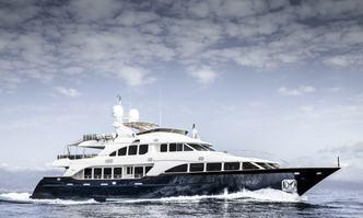 African Queen yacht charter Benetti Motor Yacht