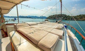 Grand Alaturka yacht charter Custom Motor/Sailer Yacht