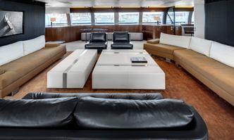 Vertigo yacht charter Alloy Yachts Sail Yacht
