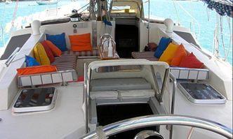 Taboo yacht charter Aquastar Guernsey C.I Sail Yacht