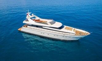 Maestrale yacht charter Cantieri di Pisa Motor Yacht