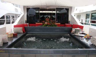 Soleluna yacht charter Overmarine Motor Yacht