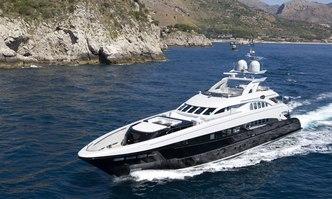 Bliss yacht charter Heesen Motor Yacht