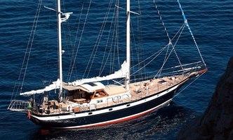 Augustine yacht charter Jongert Sail Yacht
