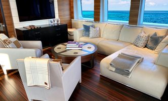 W yacht charter Feadship Motor Yacht