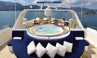 Magix yacht charter Heesen Motor Yacht