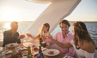 Four Life yacht charter Princess Motor Yacht
