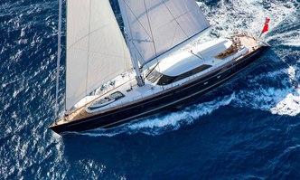 State of Grace yacht charter Perini Navi Sail Yacht