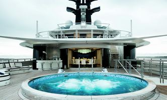Tranquility yacht charter Oceanco Motor Yacht