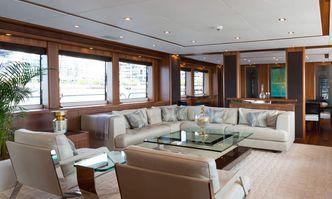 Nancy-Jean yacht charter Sunseeker Motor Yacht