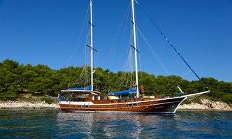 Malena yacht charter Custom Sail Yacht