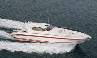 LUCE ONE yacht charter Leopard Motor Yacht
