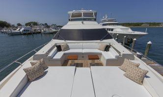 Sorridente yacht charter Azimut Motor Yacht