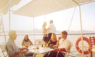 Sea Crown yacht charter Castros Asti Motor/Sailer Yacht