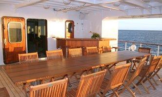 Hanse Explorer yacht charter Fassmer Werft Motor Yacht