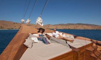 Prana yacht charter Custom Motor/Sailer Yacht