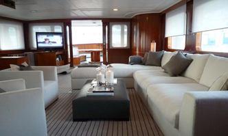 Secret Life yacht charter Feadship Motor Yacht