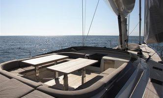 Nakupenda yacht charter Vismara Marine Sail Yacht