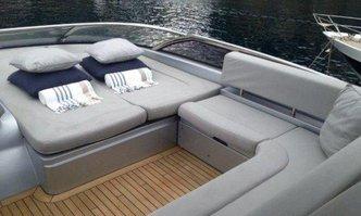 Georgina yacht charter Sunseeker Motor Yacht