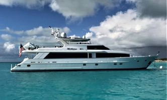 Miss Stephanie yacht charter Crescent  Yachts Motor Yacht
