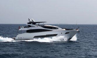 Stardust of Mary yacht charter Sunseeker Motor Yacht