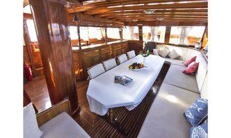 Sunworld IX yacht charter Unknown Motor/Sailer Yacht