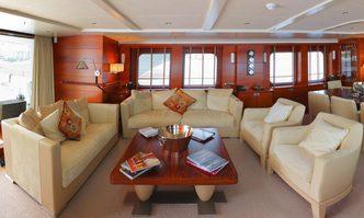 Beluga yacht charter Moonen Motor Yacht
